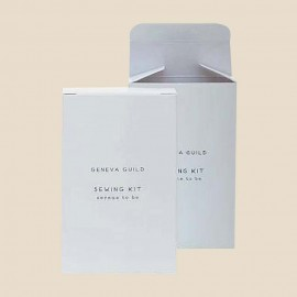Kit couture Geneva sous étui carton
