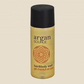 Gel cheveux et corps 30 ml en flacon de la collection Argan