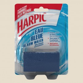 Blocs chasse d'eau Harpic WC