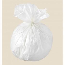 Sacs poubelle déchets courants polyéthylène Blanc 5, 10 et 20 L