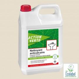 Nettoyant anti-calcaire bidon de 5 L écologique Action verte
