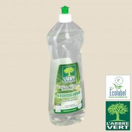 Liquide vaisselle main peaux sensibles flacon de 1 L écologique