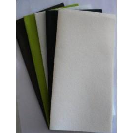Serviettes brasserie en intissé Célisoft®, 20 X 40 cm, COULEUR