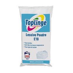 Lessive poudre sac de 20 kg économique