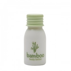 Laits corporel en flacon 20 ml collection Bamboo