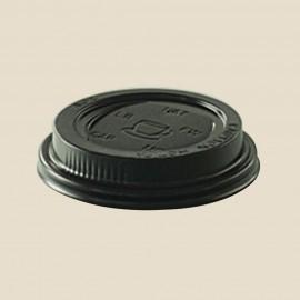 Couvercles pour gobelets en carton écologique 10 cl