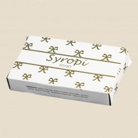Savons 20g sous étui carton de la collection Syropi