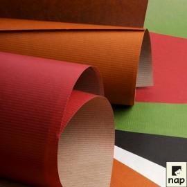 Set de table en papier écologique kraft, format rectangulaire, 30 X 40 cm