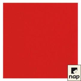 Serviettes grand format non-tissé carré, 40 X 40 cm 2 plis, couleurs VIVES