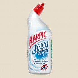 Gel WC détartrant 750 ml Harpic WC